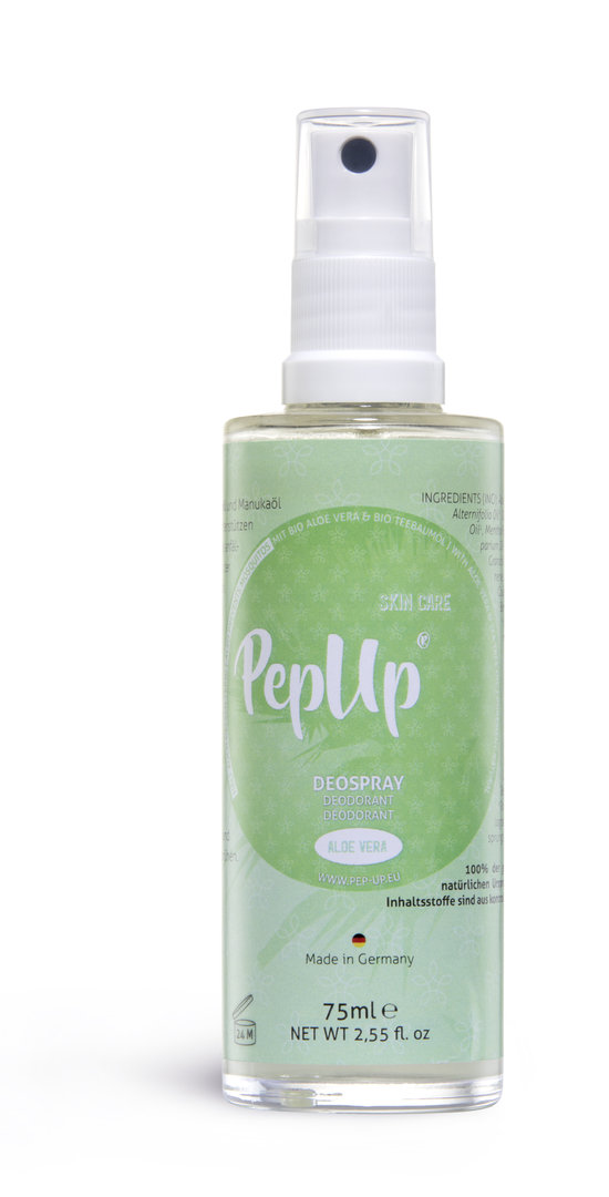 Pep*Up Deospray Bio Aloe Vera